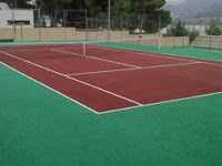 Pistas de tenis en Mequinenza