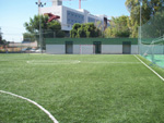 Instalaciones deportivas en Esplugues de Llobregat
