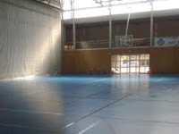 Pista polideportiva en Girona