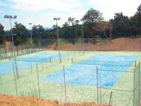 Pistas de tenis y pádel en Caldes de Malavella