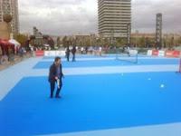 Pistas de tenis en Barcelona